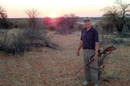 Kalahari Hunting