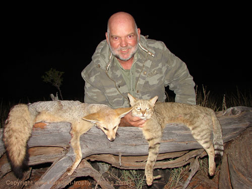 Varmint Hunt Namibia