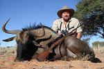 Blue Wildebeest Hunting Namibia