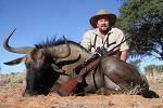 Blue Wildebeest Hunting Namibia