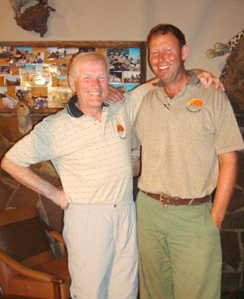 Kalahari Hunt