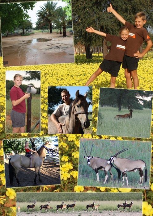 Kalahari Hunting News 2011 Namibia