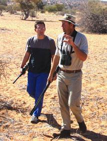 Namibia Hunting