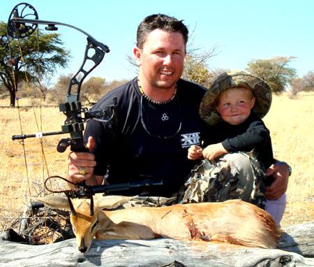 Kalahari hunter, Africa hunter