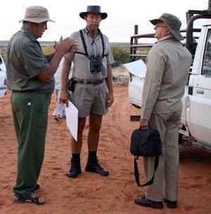Hunt Namibia
