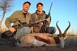 Springbok Hunt Namibia