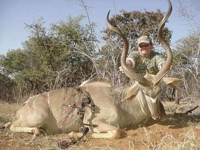 A 52 inches Kudu