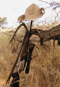 Africa Hunting Gear