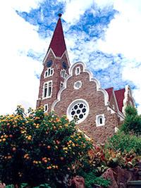 namibia german church,namibia travel,namibia windhoek,namibia city,namibia german architecture