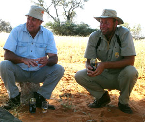 africa hunting stories